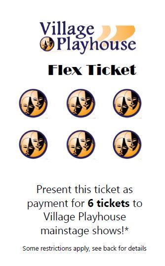 Flex tickets front