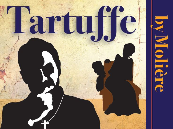 Show artwork for Tartuffe - April 2019 production